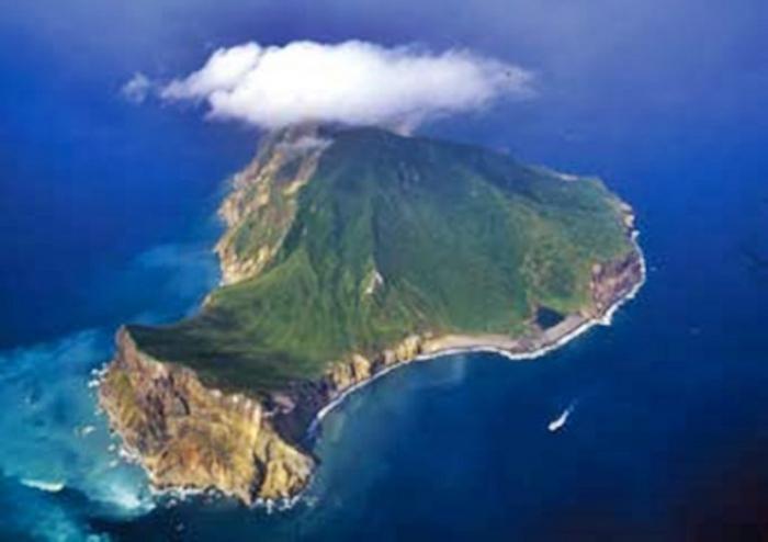 Черепаший остров в округе Илань на северо-востоке Тайваня. (изображение: Администрация округа Илань)