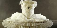 Возрождение костюма «Умирающего лебедя» балерины Анны Павловой