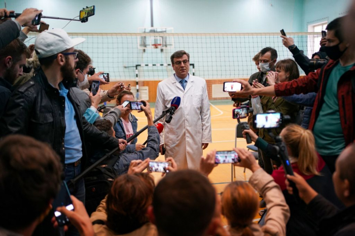 Александр Мураховский найден живым на третий день поисков