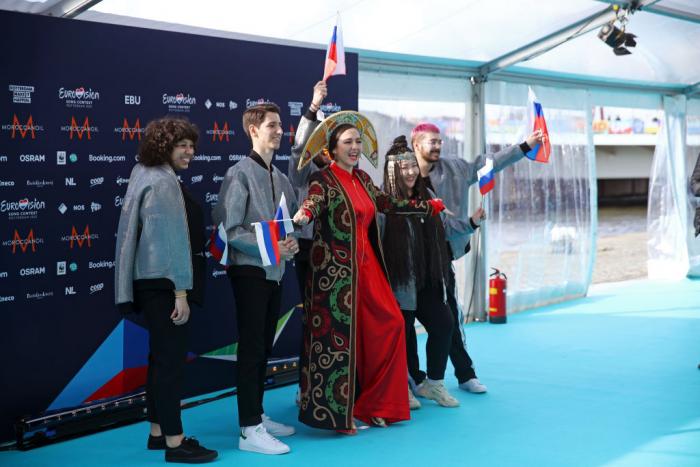 Россиянка Манижа вышла в финал Евровидения