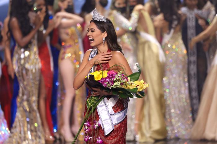 Титул «Мисс Вселенная-2021» получила мексиканка