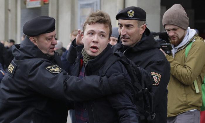 Белорусский оппозиционер задержан при перелёте