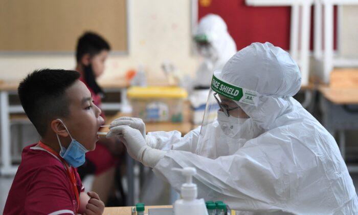 Во Вьетнаме обнаружили новый вариант вируса, гибрид штаммов из Индии и Великобритании