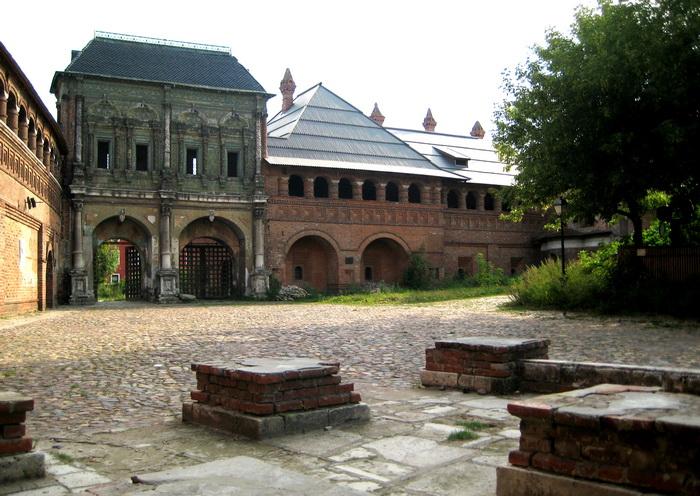 подворье, москва, монастырь