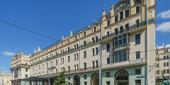 Отель «Метрополь» — старейшая московская гостиница с необычной историей