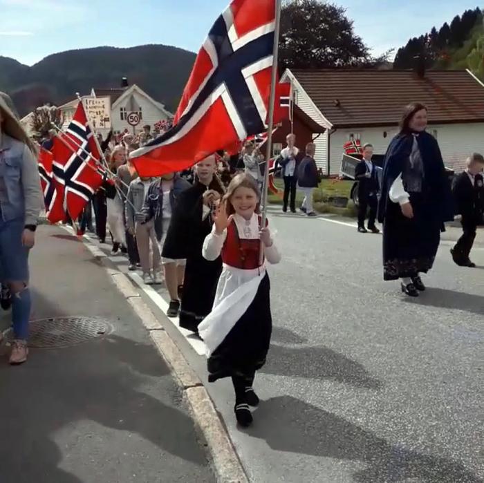 Семейный стол: норвежские блины в праздники и в будни.