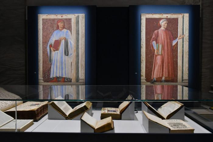 Божественное наследие Италии: Выставка «Данте: видение искусства»