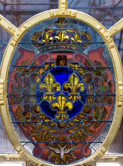 Королевская часовня в Версальском дворце