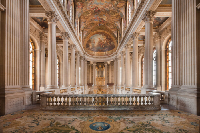 Королевская часовня в Версальском дворце: божественный маяк, достойный короля-Солнца