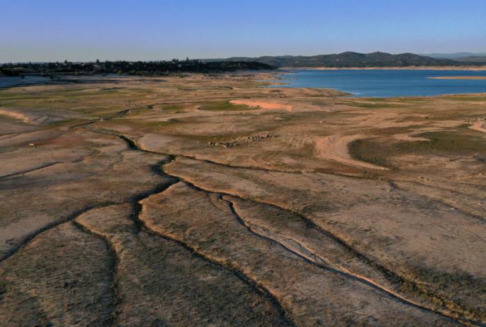 Губернатор Калифорнии объявил чрезвычайное положение в связи с засухой в 41 округе