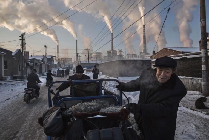 Изменение климата даёт возможность Пекину расширить его влияние, говорит китайский профессор