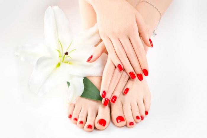 сохранить ногти естественно красивыми