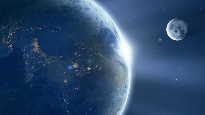 Вокруг Земли вращается более миллиона фрагментов мусора