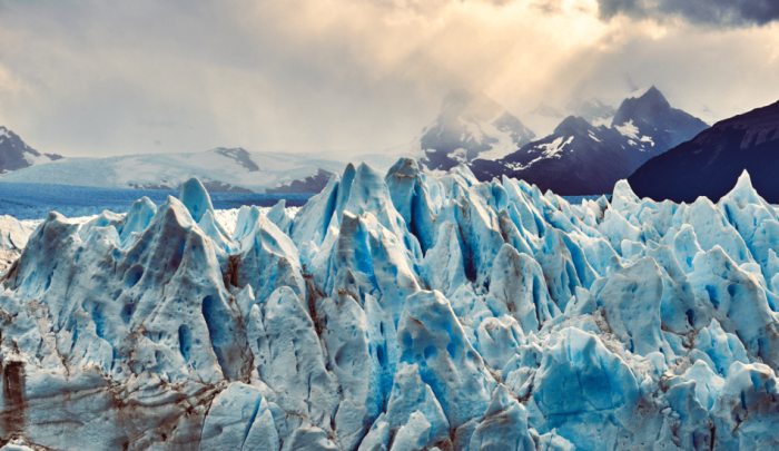 Ледники мира: ледник Лос-Гласьарес увеличивается на два метра в день