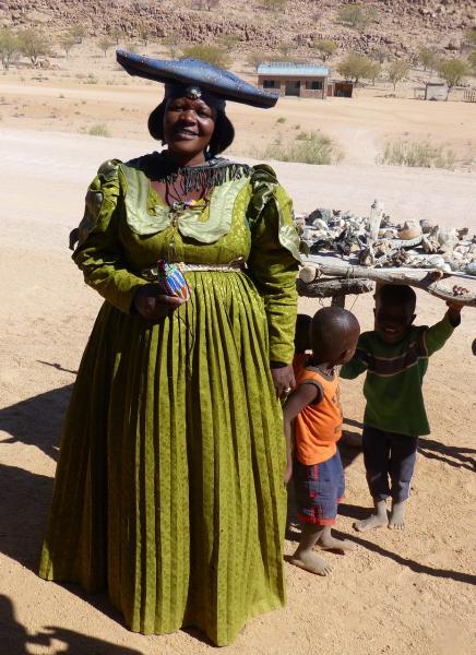 Африка, племена, коренные жители