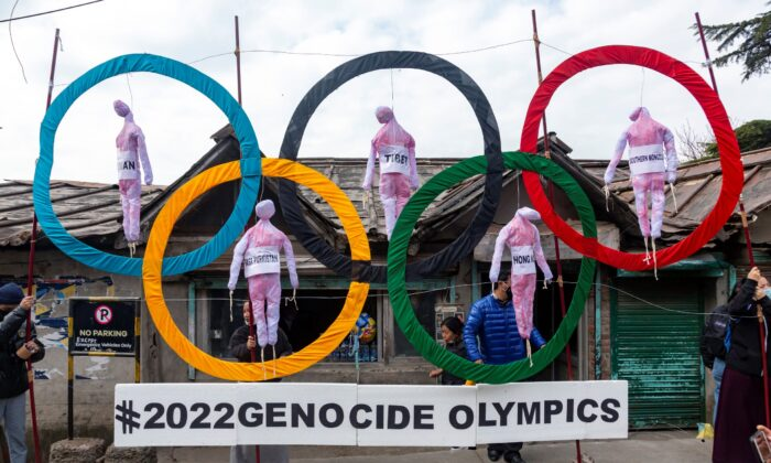 Олимпиаде в Пекине объявлен полномасштабный бойкот