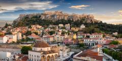 В поисках незнакомой Греции — от безымянных островов до сердца Афин