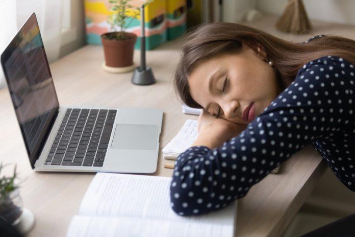 Неправильный режим сна вреден для здоровья