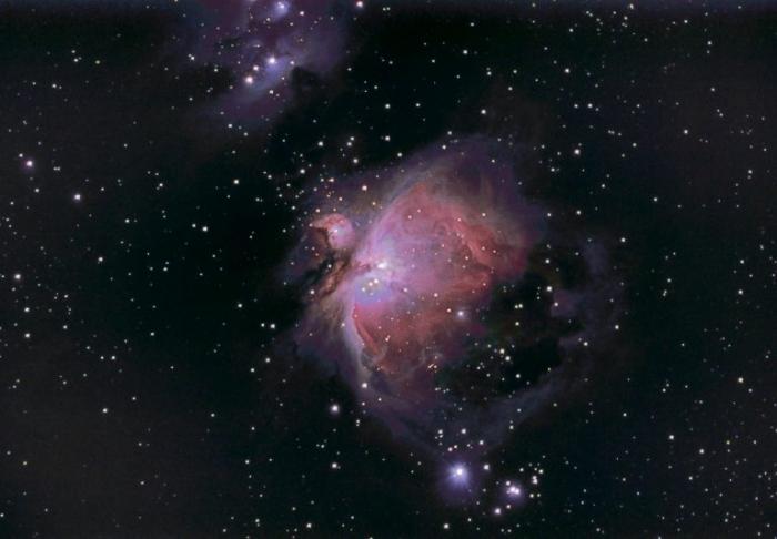 орион, астроном, небо, Вселенная, звезда