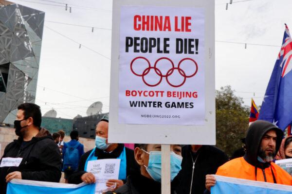 Сенаторы Австралии поддержали митинги против зимних Олимпийских игр в Пекине