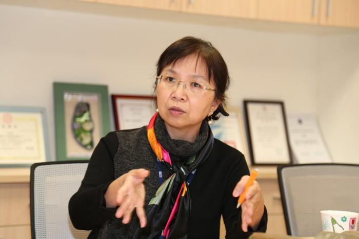 Чан Чи-фен, вице-президент Тайваньского центра развития биотехнологии.