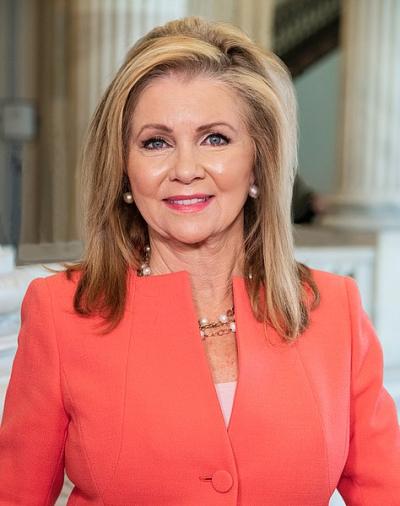 Сенатор от штата Теннесси, Марша Блэкберн