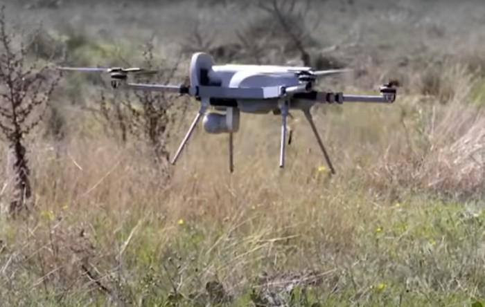 Впервые турецкий боевой дрон самостоятельно атаковал и уничтожил человека (Видео)