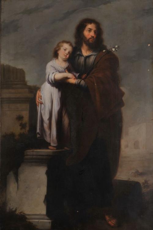 оды отцам в картинах Бартоломе Эстебана Мурильо