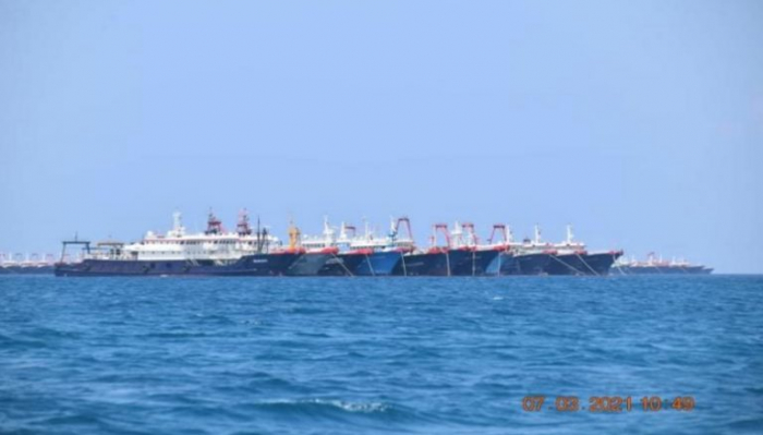 Сообщения о китайских рыболовных судах в водах Аргентины вызывают тревогу