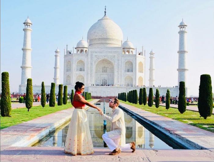 Голландец спас тонущую индианку, и они поженились