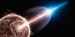 Уникальный космический гамма-всплеск опровергает теорию GRB