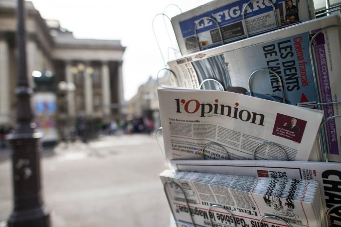Как китайская пропаганда просачивается в медиа-сеть Франции