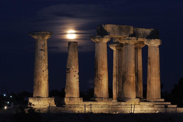 Сокровища древних греков из Британского музея отправляются в Австралию и Новую Зеландию