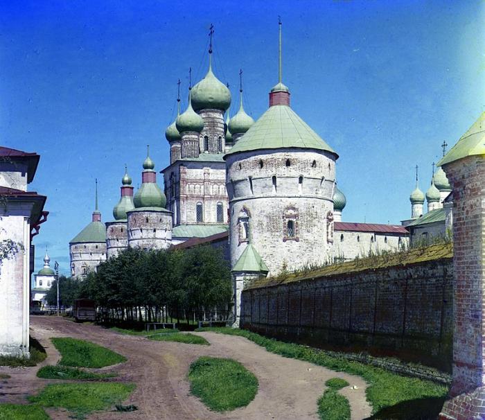 Ростов Великий — древний город с богатой историей