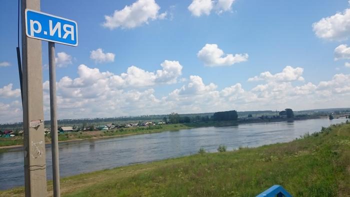 В Иркутской области уровень воды в Ие превысил критическую отметку