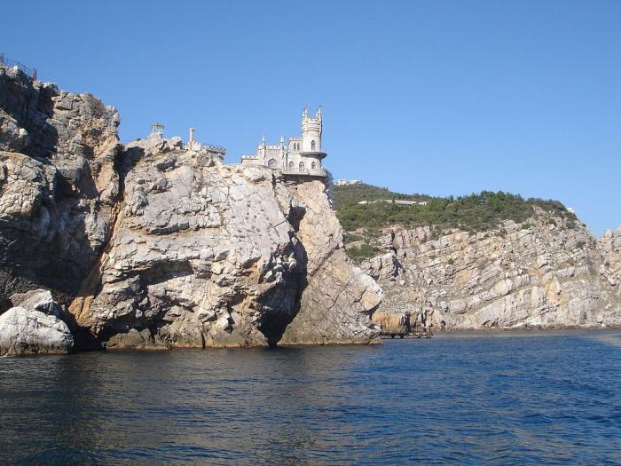 Еду в отпуск. Что посмотреть в Крыму?