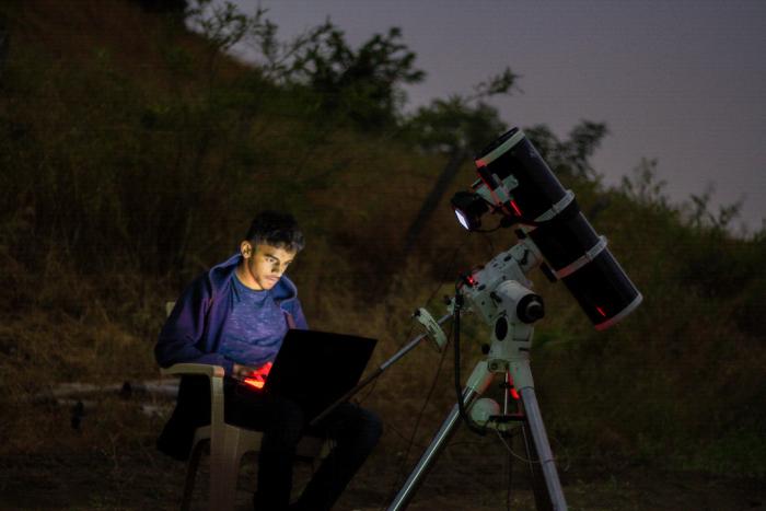 My photos  1 e1624704158856 - Сверхдетальное изображение Луны создал индийский школьник на обычном ноутбуке