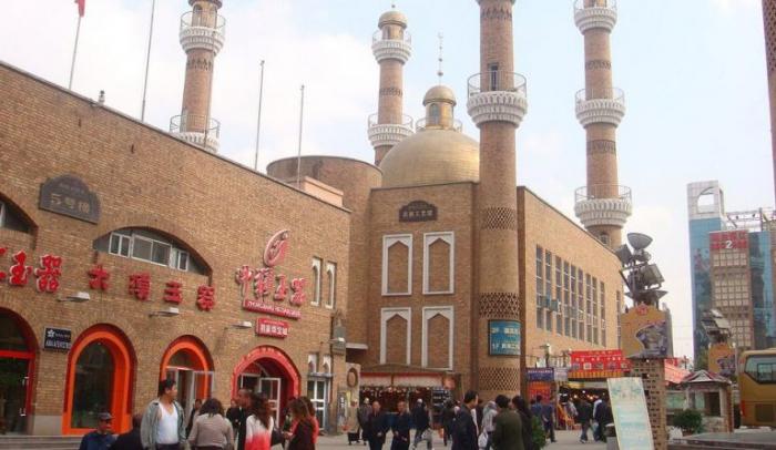 мусульмане, уйгуры, Китай