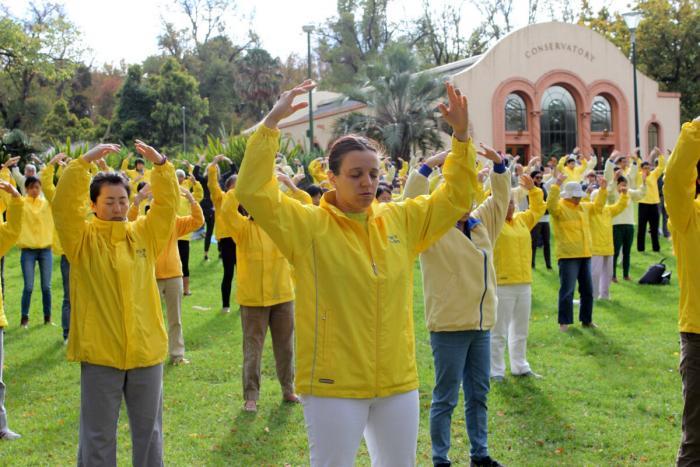 Медитация Фалуньгун излечила игровую зависимость