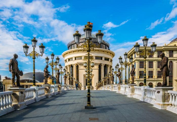 Красота и причуды бывшей Югославии