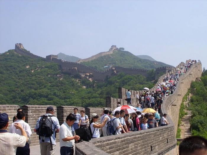 Велика китайская стена