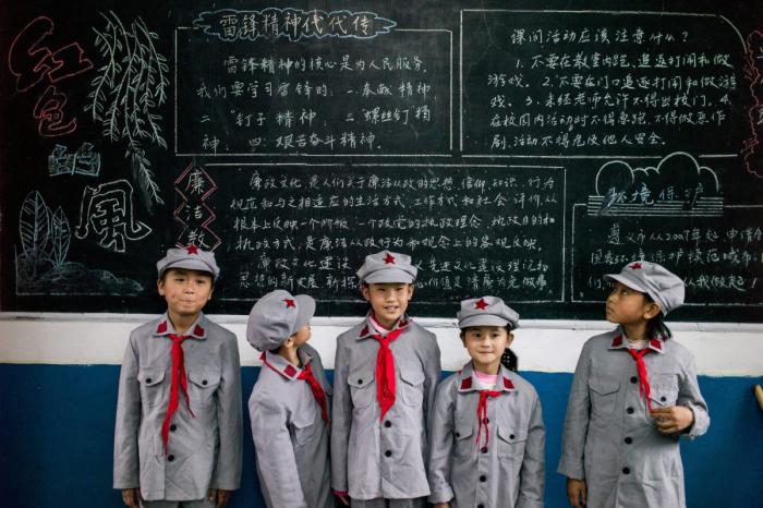 насилие над детьми в детских учреждениях Китая