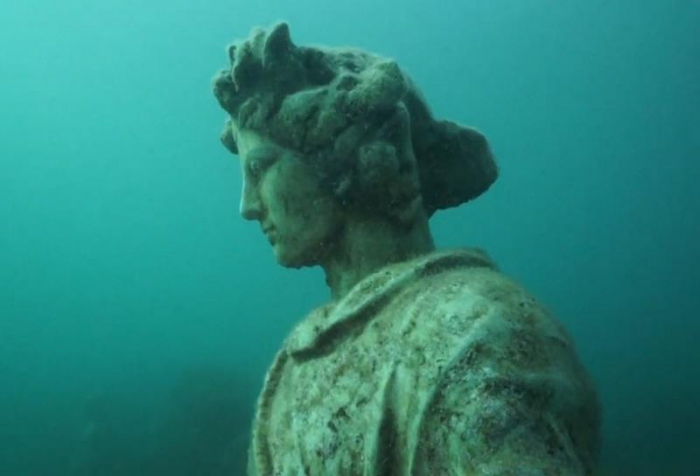 Экскурсия в древний подводный город Байи