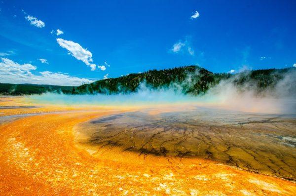 Красочный мир. Путешествуйте по «оранжевой» планете