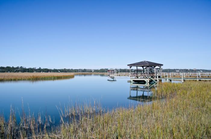 Гранд-Стрэнд в Южной Каролине: популярные места для семейного отдыха