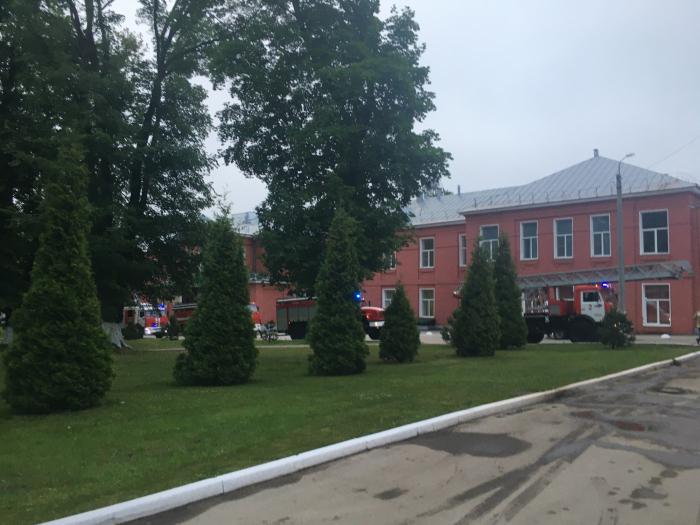 При пожаре в «красной зоне» больницы в Рязани погибли три пациента