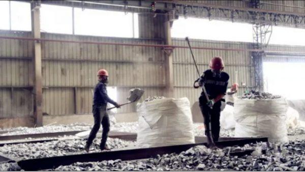 рабочие, труд, китай