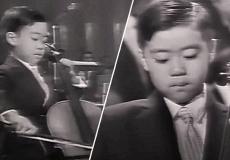 Юный Йо Йо Ма: вундеркинд, сыгравший для всего мира