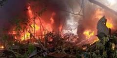 На Филиппинах разбился военный самолёт с новобранцами. Погибли не менее 31 человека