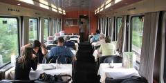 РЖД заменит вагоны-рестораны вагонами-бистро (Видео)
